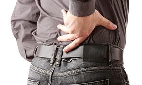 Back Pain Symptom Box